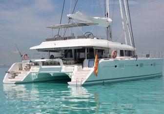 Firefly Yacht Charter in The Balearics