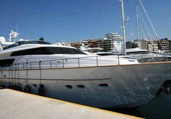 Dream yacht charter Sanlorenzo Motor Yacht