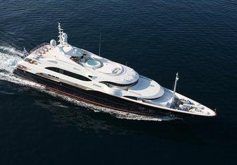Sunday Yacht Charter in Milos
