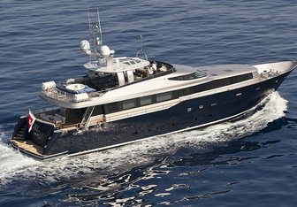 XO of the Seas yacht charter Ustaoglu Yacht & Ship Building Ind. Motor Yacht