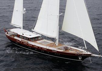 Vay yacht charter Su Marine Yachts Sail Yacht