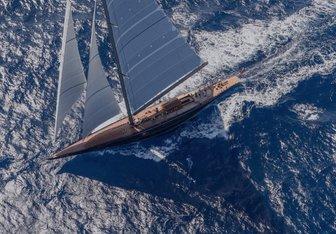 Rainbow yacht charter Holland Jachtbouw Sail Yacht