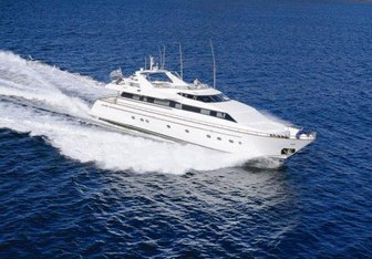 Absolute King yacht charter Falcon Motor Yacht