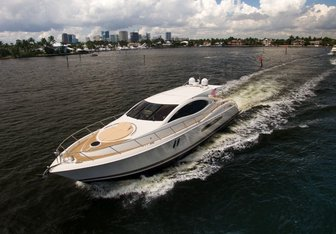 Lady H Yacht Charter in Eleuthera