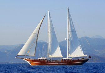 Mare Nostrum Yacht Charter in Turkey