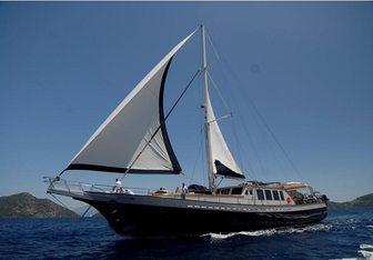 Viva Shira yacht charter Neta Marine Motor/Sailer Yacht