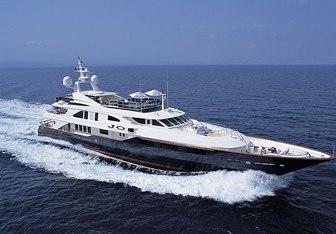 Jo I yacht charter Benetti Motor Yacht