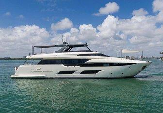 Ciao II Yacht Charter in Miami