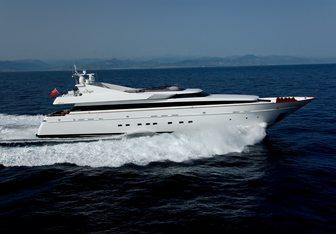 Gladius Yacht Charter in Bahamas