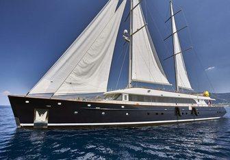 Dalmatino Yacht Charter in Turkey