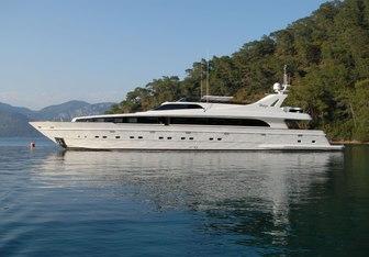 Crocus Yacht Charter in Turkey