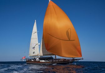 Dragonfly yacht charter Bodrum Shipyard Motor/Sailer Yacht