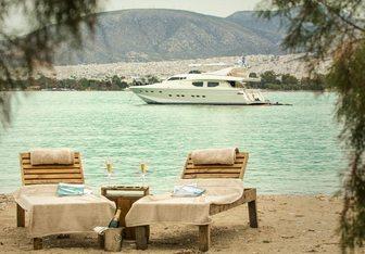 Emsaffa yacht charter Posillipo Motor Yacht