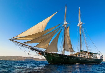 Arktos Yacht Charter in Aegean Islands