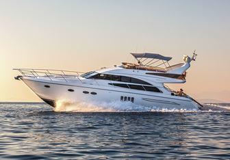 SASSY Yacht Charter in Croatia