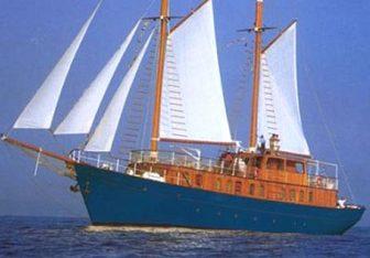 Sea Crown Yacht Charter in Mljet