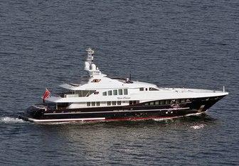 Stormborn Yacht Charter in Turkey