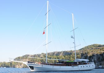 Smile yacht charter Unknown Motor/Sailer Yacht