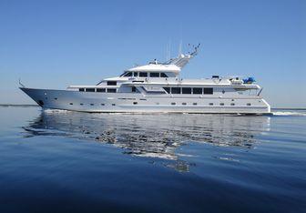Le Montrachet yacht charter Broward Motor Yacht