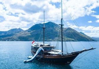 Dunia Baru Yacht Charter in Thailand