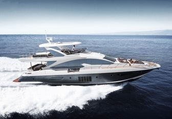 Memories yacht charter Azimut Motor Yacht
