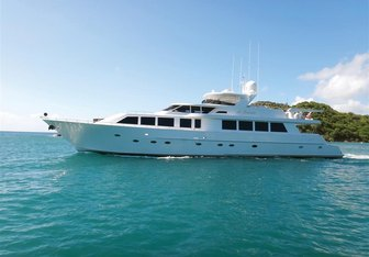 A' Salute yacht charter Westship Motor Yacht