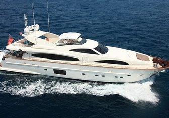 Dolce Vita II charter yacht exterior designed by Astondoa