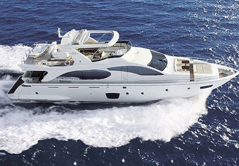 La Fenice yacht charter Azimut Motor Yacht