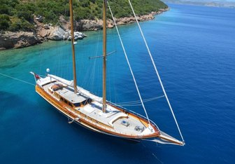 EYLUL DENIZ II yacht charter East Yachting Sail Yacht