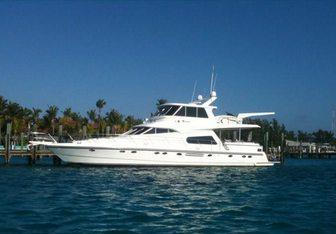 Charmer yacht charter Johnson Yachts Motor Yacht