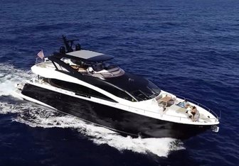 Take it Easy yacht charter Sunseeker Motor Yacht