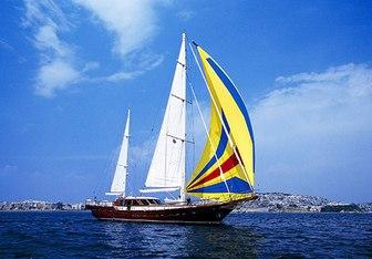 Troia yacht charter Troia Shipyard Motor/Sailer Yacht