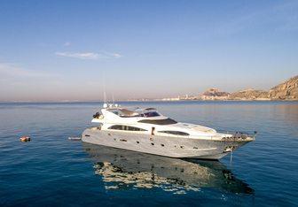 Karayel yacht charter  Motor Yacht