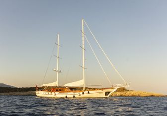 Babylon Yacht Charter in Turkey