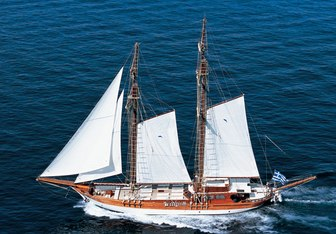 Matina yacht charter Perama Motor/Sailer Yacht