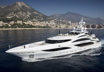 Illusion V Yacht Charter in Spain