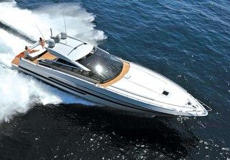 Doris IV yacht charter Baia Yachts Motor Yacht