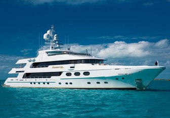 Remember When yacht charter Christensen Motor Yacht
