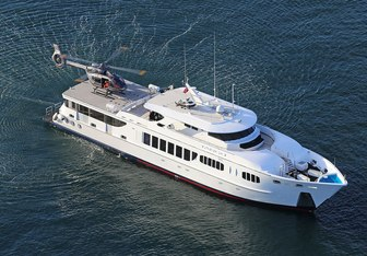 Intender Yacht Charter in Melbourne