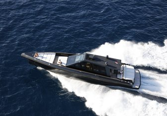 Ash yacht charter Wally Motor Yacht