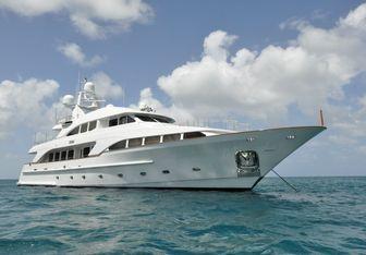 Hoshi yacht charter Benetti Motor Yacht