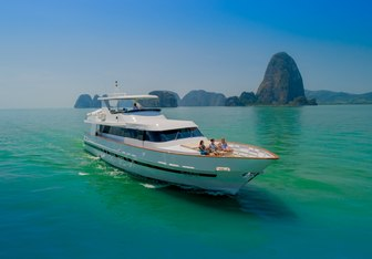 Ajao Yacht Charter in Thailand