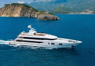 Carpe Diem yacht charter Trinity Yachts Motor Yacht