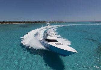 Zeus yacht charter Viking Yachts Motor Yacht