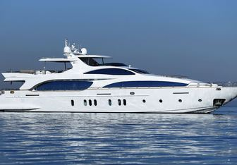 Artemy yacht charter Azimut Motor Yacht