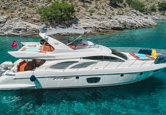 Efe Yacht Charter in Turkey