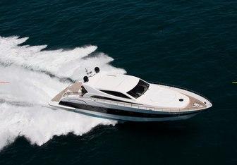 Well Done yacht charter Alfamarine Motor Yacht