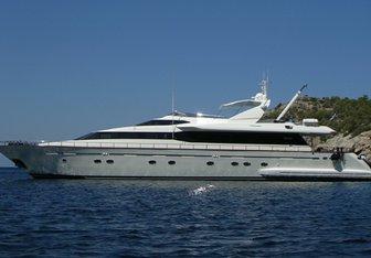 Albacore II yacht charter  Motor Yacht
