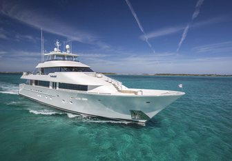 All Inn yacht charter Westport Yachts Motor Yacht