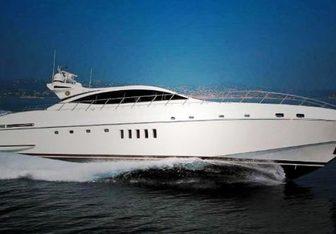 Soleluna Yacht Charter in Positano